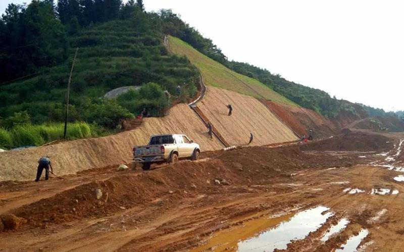 江西安定高速-椰纤维植被毯