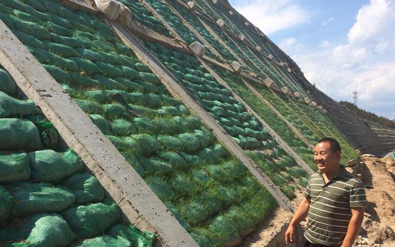 河北承德围场植生袋项目